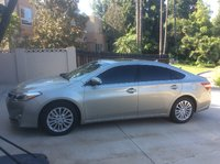 Picture of 2015 Toyota Avalon Limited, exterior, gallery_worthy