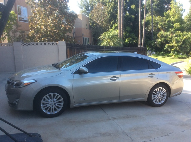 Picture of 2015 Toyota Avalon Limited