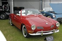 Picture of 1970 Volkswagen Karmann Ghia Convertible, exterior, gallery_worthy
