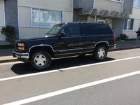 Picture of 1996 GMC Yukon SLT 4WD, exterior, gallery_worthy