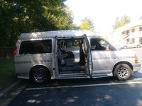 Picture of 2005 Chevrolet Express G1500 LS Passenger Van, exterior, gallery_worthy