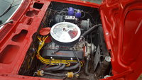 Picture of 1972 Chevrolet Vega, engine, gallery_worthy