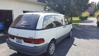 Picture of 1995 Toyota Previa 3 Dr LE Supercharged Passenger Van, exterior, gallery_worthy