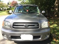 Picture of 2003 Toyota Sequoia Limited 4WD, exterior, gallery_worthy