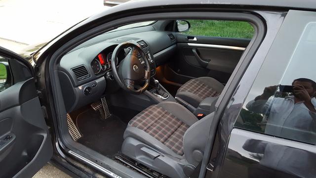 Superb Picture Of 2007 Volkswagen GTI 2.0T Fahrenheit 2 Door FWD, Interior,  Gallery_worthy Pictures Gallery