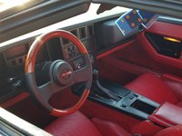Picture of 1986 Chevrolet Corvette Convertible, interior, gallery_worthy