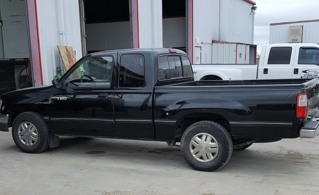 Picture of 1996 Toyota T100 2 Dr SR5 Extended Cab SB