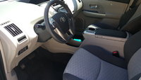 Picture of 2017 Toyota Prius v Three, interior, gallery_worthy
