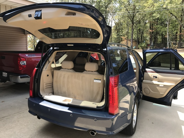 Nice Picture Of 2009 Cadillac SRX V6 AWD, Interior, Gallery_worthy
