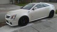 Picture of 2013 Cadillac CTS-V Coupe Base, exterior, gallery_worthy