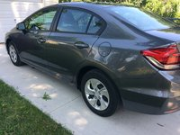 Picture of 2013 Honda Civic LX, exterior, gallery_worthy