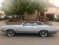 1972 Oldsmobile Cutlass Picture Gallery