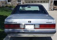 Picture of 1991 Mercury Grand Marquis 4 Dr LS Sedan, exterior, gallery_worthy