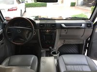 Picture of 2002 Mercedes-Benz G-Class G 500, interior, gallery_worthy
