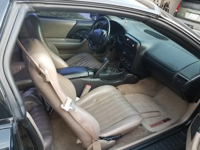 2001 Chevrolet Camaro Interior Pictures Cargurus