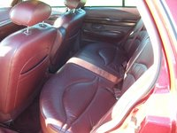 Picture of 1996 Mercury Grand Marquis 4 Dr LS Sedan, interior, gallery_worthy