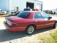 Picture of 1996 Mercury Grand Marquis 4 Dr LS Sedan, exterior, gallery_worthy