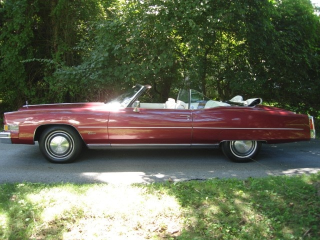 Picture of 1974 Cadillac Eldorado