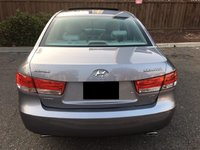 Picture of 2007 Hyundai Sonata Limited, exterior, gallery_worthy