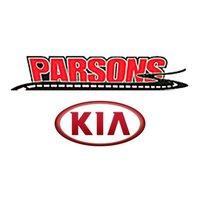 Parsons Kia logo