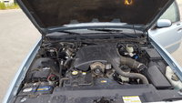 Picture of 2001 Mercury Grand Marquis LS, engine, gallery_worthy