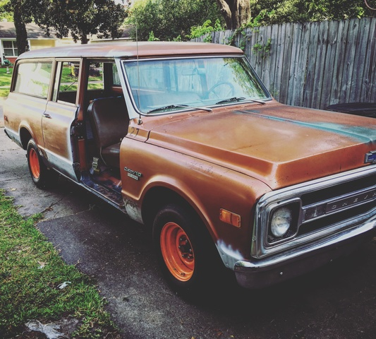 Picture of 1970 Chevrolet Suburban