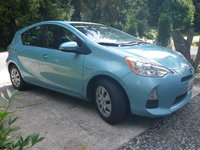 Picture of 2013 Toyota Prius c Four, exterior, gallery_worthy