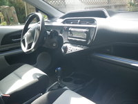 Picture of 2013 Toyota Prius c Four, interior, gallery_worthy
