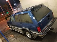 Picture of 1992 Chevrolet S-10 Blazer 4 Dr Tahoe 4WD SUV, exterior, gallery_worthy