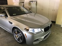 Picture of 2016 BMW M5 Pure Metal Silver Edition RWD, exterior, gallery_worthy