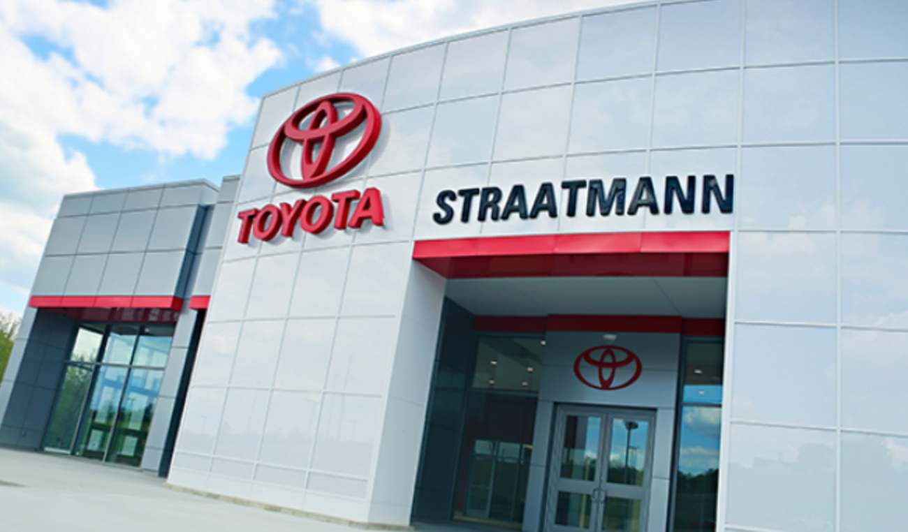 Straatmann Toyota Incorporated Washington Mo Lee