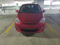 Picture of 2015 Mitsubishi Mirage ES, exterior, gallery_worthy