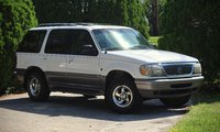 1997 Mercury Mountaineer Picture Gallery