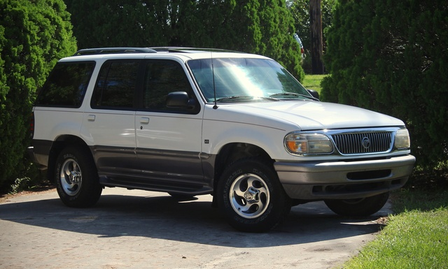 Picture of 1997 Mercury Mountaineer 4 Dr STD SUV