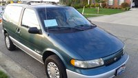 Picture of 1997 Nissan Quest 3 Dr XE Passenger Van, exterior, gallery_worthy