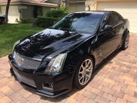 Picture of 2011 Cadillac CTS-V Base, exterior, gallery_worthy
