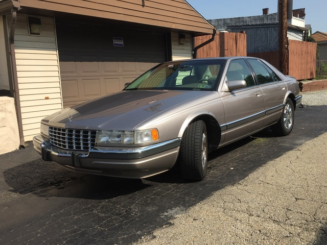 Picture of 1996 Cadillac Seville SLS FWD