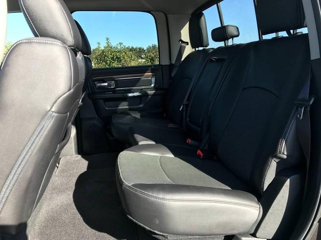 Picture of 2017 Ram 2500 Laramie Crew Cab 4WD, interior, gallery_worthy