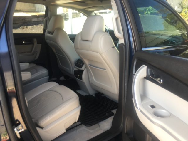Beautiful Picture Of 2011 GMC Acadia SLT2, Interior, Gallery_worthy