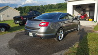 Picture of 2011 Ford Taurus SHO AWD, exterior, gallery_worthy