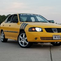 Picture of 2004 Nissan Sentra SE-R Spec V, exterior, gallery_worthy