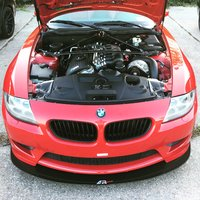 Picture of 2006 BMW Z4 M Coupe RWD, engine, gallery_worthy