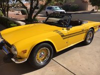 Picture of 1974 Triumph TR6, exterior, gallery_worthy