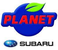Planet Subaru logo