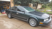 Picture of 1992 INFINITI Q45 A RWD, exterior, gallery_worthy