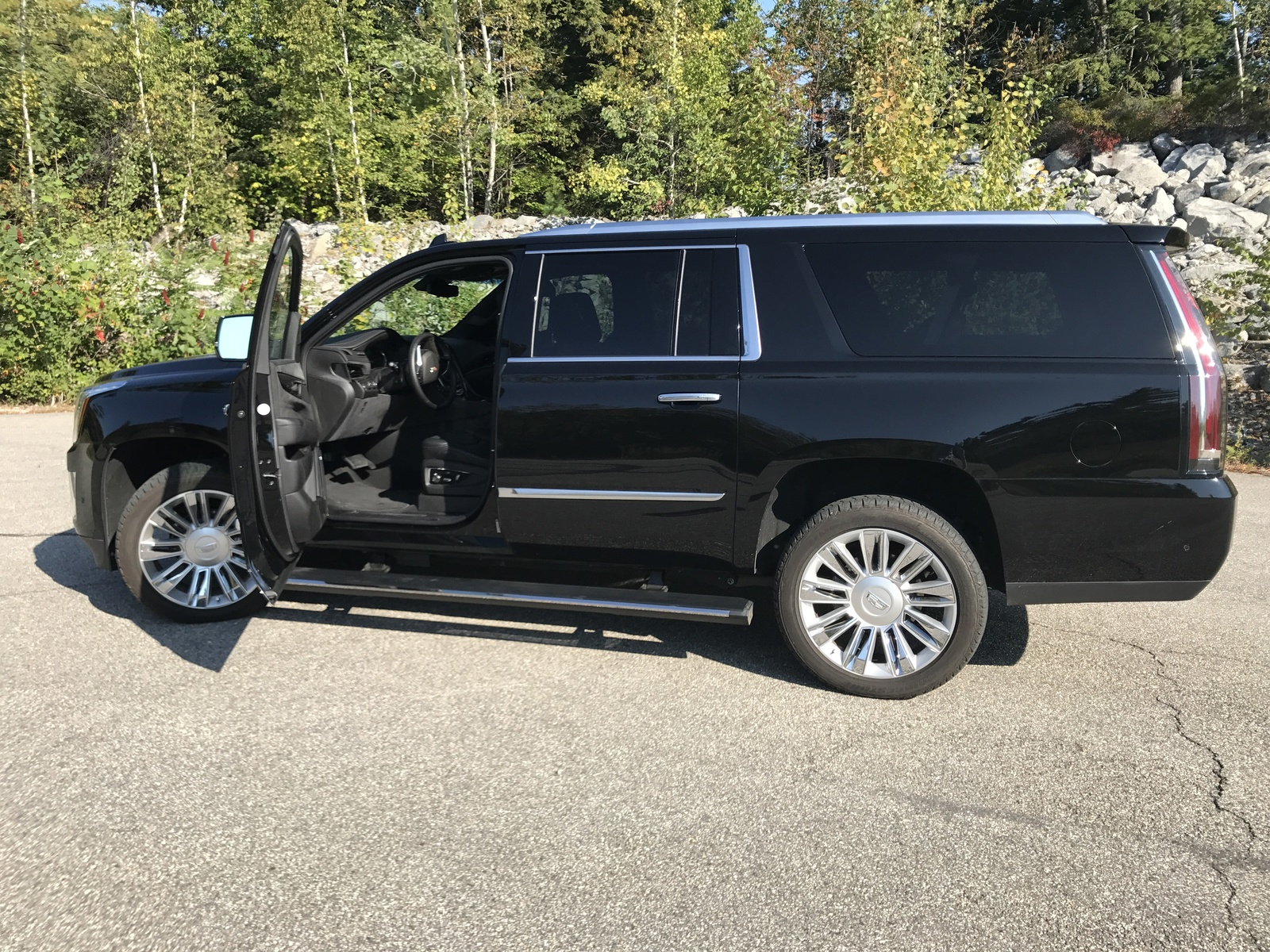 Picture of 2017 Cadillac Escalade ESV Platinum 4WD