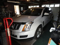 Picture of 2014 Cadillac SRX Luxury, exterior, gallery_worthy