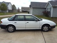 Picture of 1993 Saturn S-Series 4 Dr SL1 Sedan, exterior, gallery_worthy