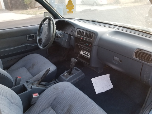 Picture Of 1994 Nissan Pathfinder 4 Dr XE SUV, Interior, Gallery_worthy