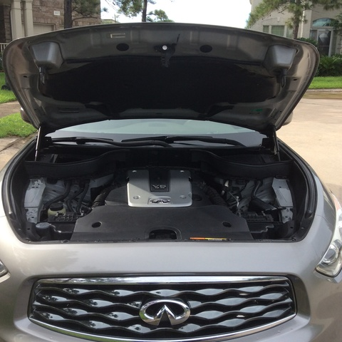 Picture of 2009 INFINITI FX35 AWD, engine, gallery_worthy
